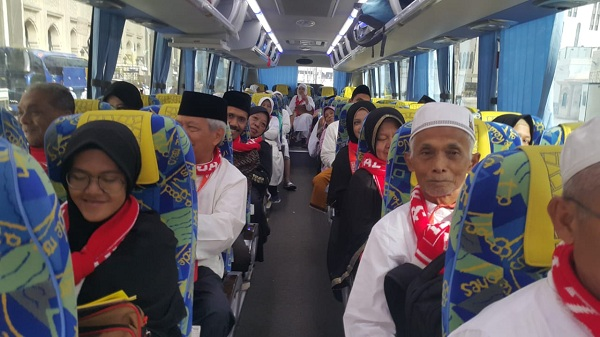Perjalanan Citytour Alhijaz