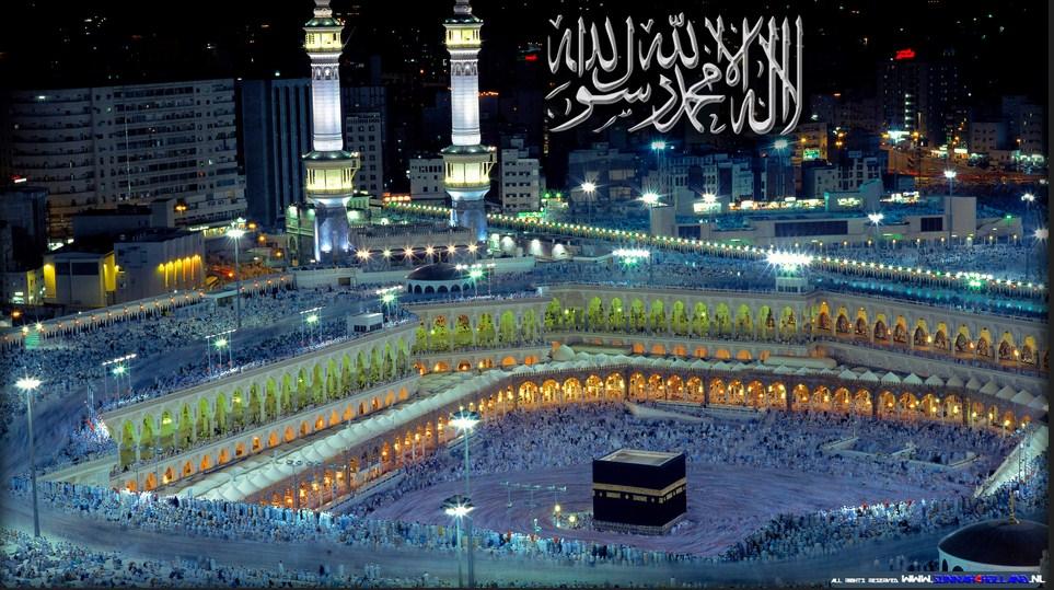Holy city - mekah