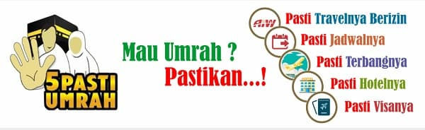 Paket Umroh Promo Desember 2018