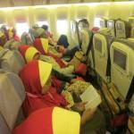 Umroh akhir tahun paket 10hari landing Madinah