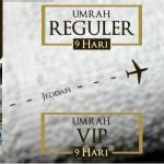 BIAYA UMROH REGULER BY SAUDI AIRLINES LANDING JEDDAH TAHUN 2016