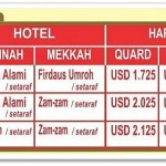 PAKET UMROH REGULER APRIL – MEI 2016 (KOMBINASI) BY SAUDI AIRLINES