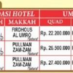 Promo Paket Umroh Alhijaz 2016