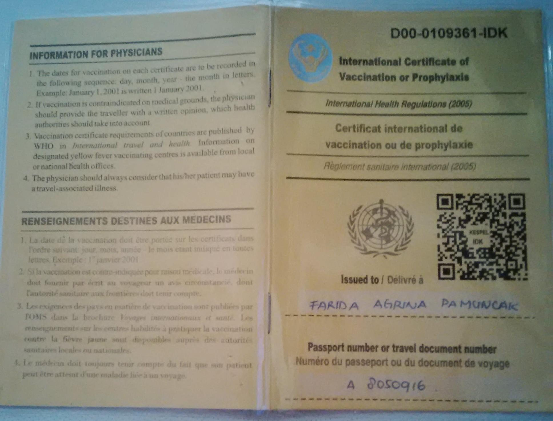 Tempat Imunisasi Meningitis di Indonesia
