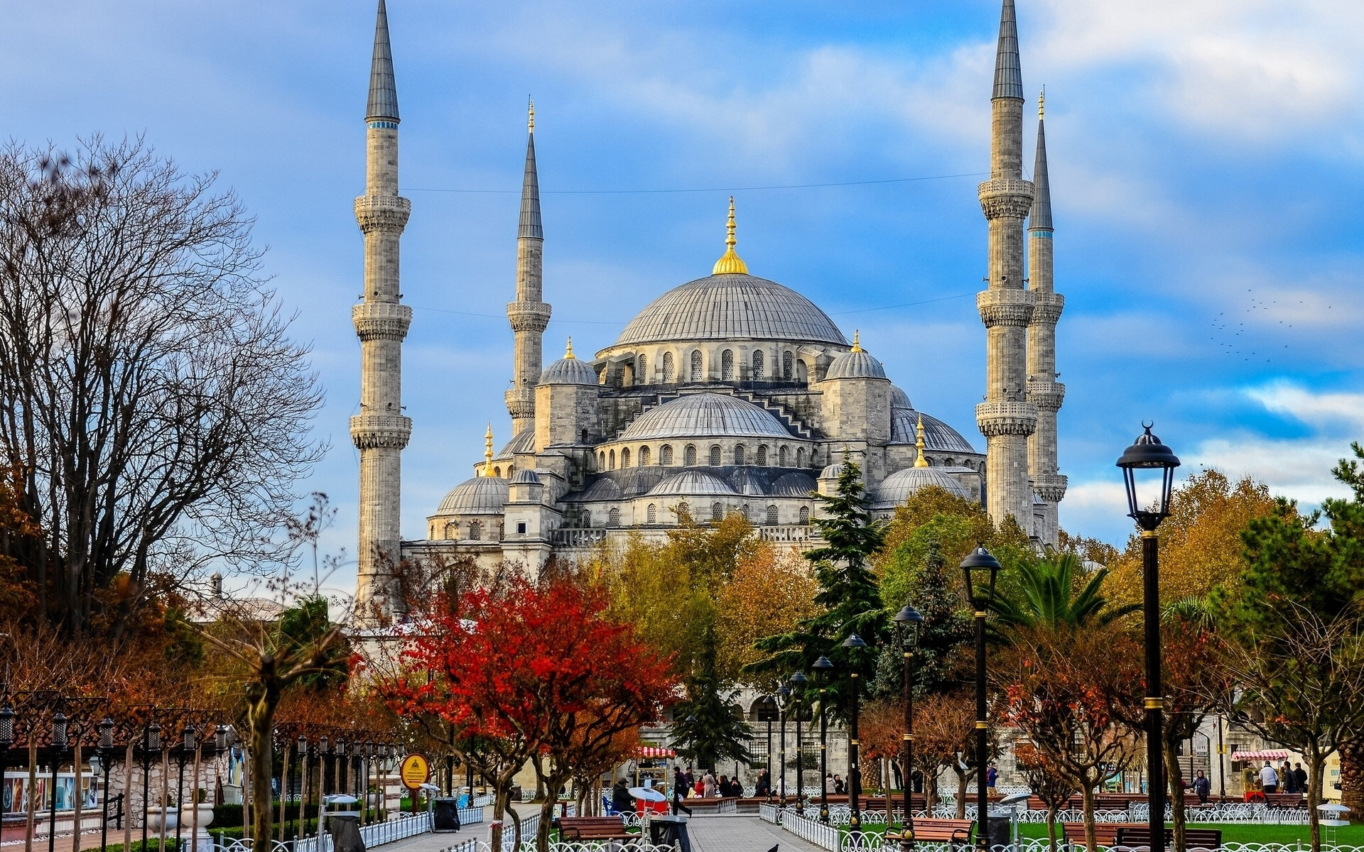 Umroh plus city tour Istanbul Nov, Des 2017