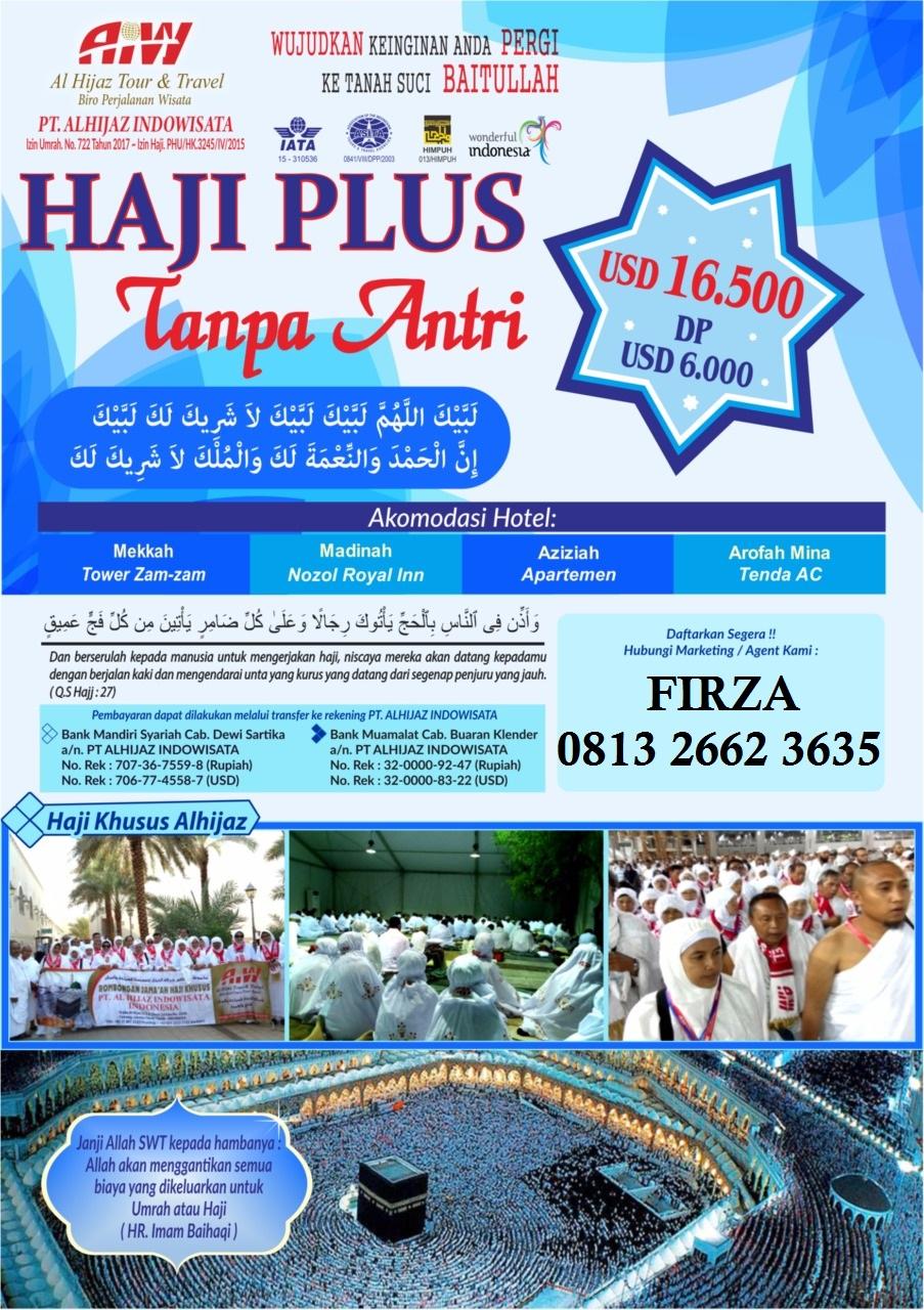 Daftar Haji Sekarang! Berangkat 2018