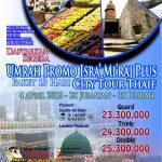 Promo Umroh Plus Thaif April 2018