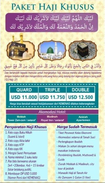 Haji ONH Plus Alhijaz