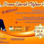 Program Umroh Plus Thaif Paket 13 hari | 0813 2662 3635
