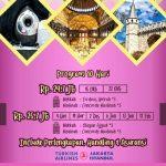 Umroh Plus City Tour Istanbul 10 hari
