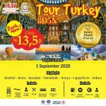 Tour Turki 2020 2021 | Alhijaz 0813 2662 3635