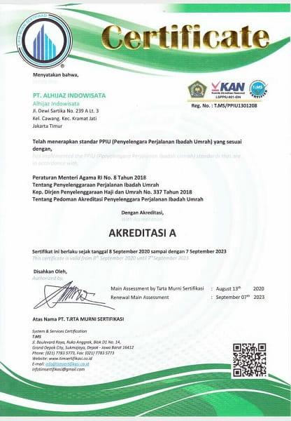 akreditasi-Alhijaz