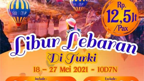 tour-turki-libur-lebaran